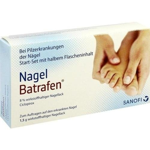 NAGEL BATRAFEN START SET 1.5g 3783014