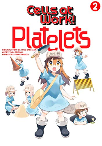 Cells at Work: Platelets! Vol. 2 (English Edition)