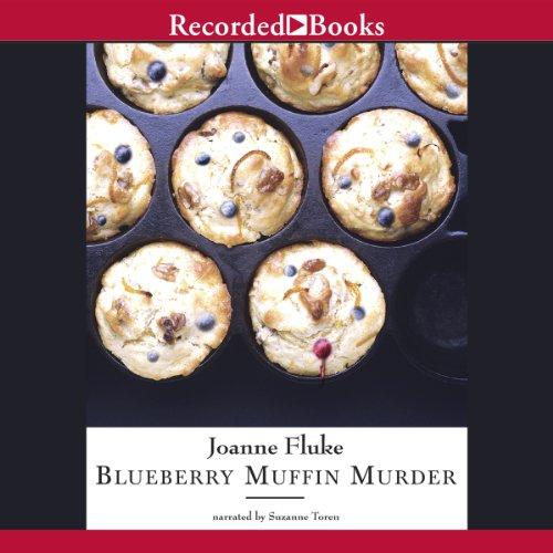 Blueberry Muffin Murder audiobook cover art