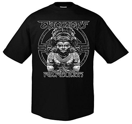 Ektomorf Retribution WTF T-Shirt S