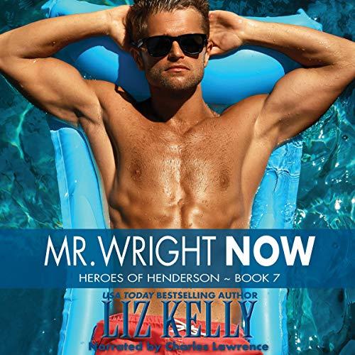 Mr. Wright Now Titelbild