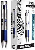 Zebra Pen Zebra Pens Fine Point F 301 Bulk Combo Pack of 6