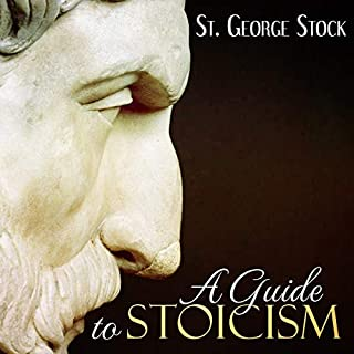 A Guide to Stoicism audiobook cover art
