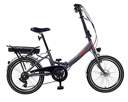 Telefunken E-Bike Klapprad Bild 3*
