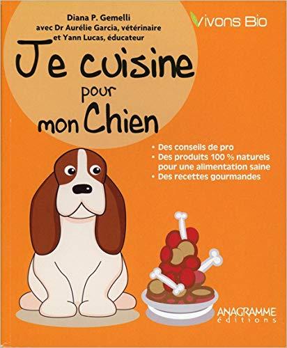 Je cuisine pour mon chien