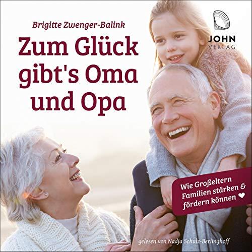 Zum Glück gibt's Oma und Opa!  By  cover art