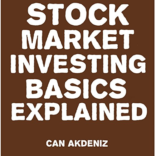 Stock Market Investing Basics Explained audiobook cover art