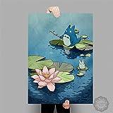 xinyouzhihi Pintura de Lienzo póster Imprimir Fotos Arte de la Pared Decoración Cocina Impresiones Imágenes Hogar Living Comedor 40x50cm Sin Marco