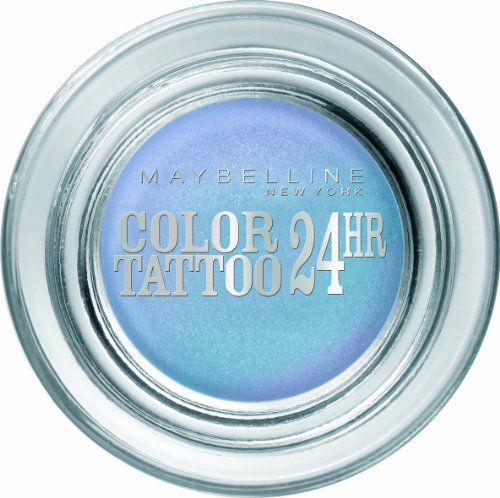 Maybelline New York Eyestudio Color Tattoo Eyeshadow 24H 85 Light in Purple, 4 ml