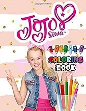 JoJo Siwa Coloring Book: JoJo Siwa Jumbo Coloring Book With Exclusive Images