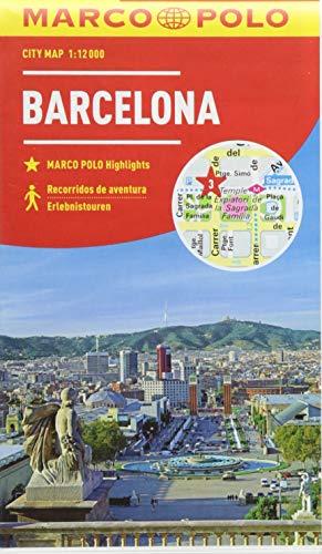 MARCO POLO Cityplan Barcelona 1:12000 (MARCO POLO Citypläne)