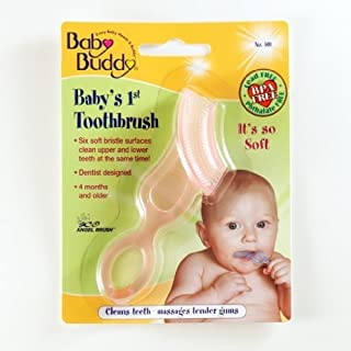 Baby Buddy: Baby's 1st Toothbrush by Baby Buddy [並行輸入品]