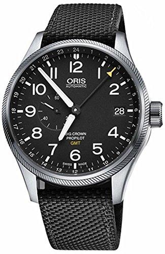 Oris Big Crown Propilot GMT pequeño Segundos 74877104164SM
