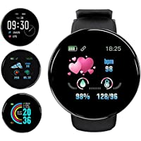 XIAOYIXIAN IPX65 Waterproof Bluetooth Smartwatch with Heart Rate Blood Pressure Monitor