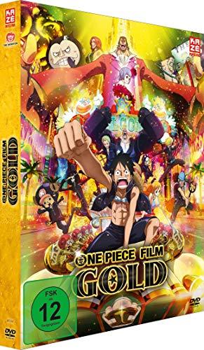 One Piece: Gold - 12. Film - [DVD]