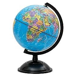 Kleiner und günstiger Globus für Schüler von Idena