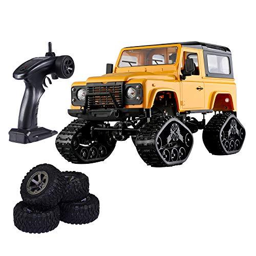 Goolsky FY003A 1/16 Fuoristrada Fuoristrada RC Auto RC Desert Buggy Truck 2.4GHz 4WD Telecomando ad Alta velocit¨¤ RTR RC Auto