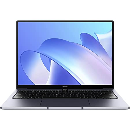 HUAWEI MateBook 14 2021 Laptop, Display 2K FullView Notebook da 14 Pollici PC Portatile, Intel Core i7-1165G7, 16 GB RAM, 512 GB SSD, Win 10 Home, MS Office 365 Preinstallato, Layout Italiano, Gray