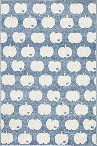 LIVONE Happy Rugs for Kids 729389935047 - Alfombra (100% Polipropileno, 120 x 180 cm)