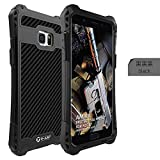 Samsung Note FE case,Feitenn Armor Aluminum Metal case Extreme Alloy Metal Bumper Hybrid Soft Rubber Military Heavy Duty Shockproof Hard Case For Galaxy Note FE SM-N935 (Camouflage)