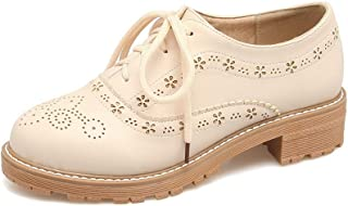 BalaMasa Womens APL12320 Pu Platform Heels