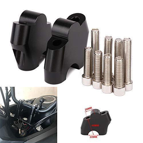 Fast Pro - Elevadores de manillar de motocicleta, para Honda NC700S X NC750X CB500X NC750 X NC 750 CB500 X CB 500