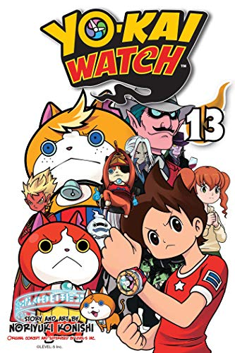 YO-KAI WATCH, Vol. 13