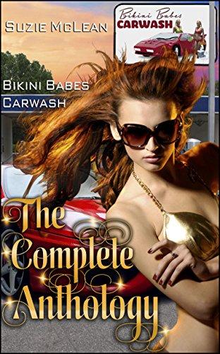 Bikini Babes' Carwash: The Complete Anthology (English Edition)