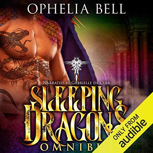 Sleeping Dragons Omnibus cover art