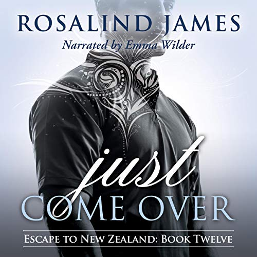 Just Come Over audiobook cover art
