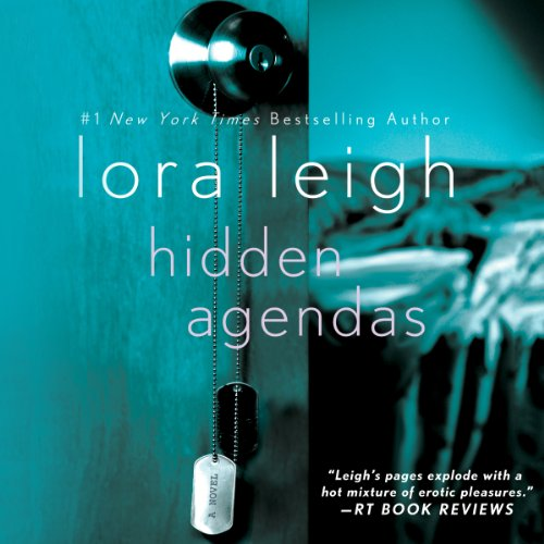 Hidden Agendas audiobook cover art