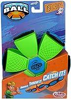 Goliath Phlat Neon of Metallic Gekleurde Transforming Outdoor Ball Speelgoedroze, Oranje, Groen, Paars Geel en Blauw