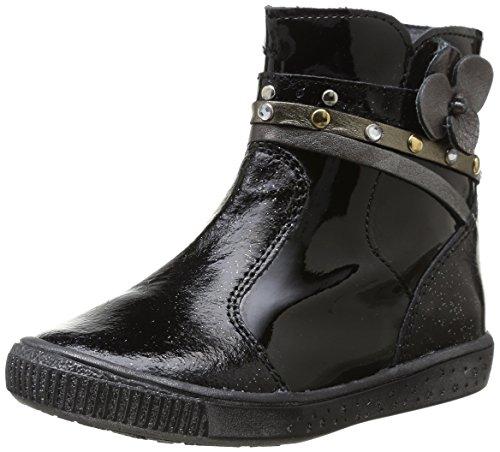 Babybotte Kolchik, Boots fille - Noir (1-457), 32 EU (13 UK) (1.5 US)