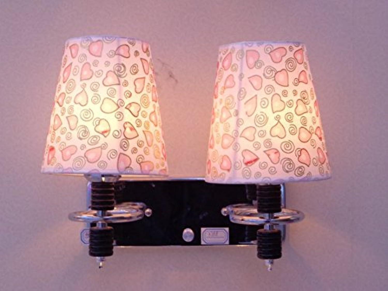 StiefelU LED Wandleuchte nach oben und unten Wandleuchten Glas dual-Head Head der Fahrscheinwerfer funktionieren Wandleuchten Wandleuchten hotel zimmer