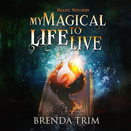 My Magical Life to Live Audiobook By Brenda Trim cover art