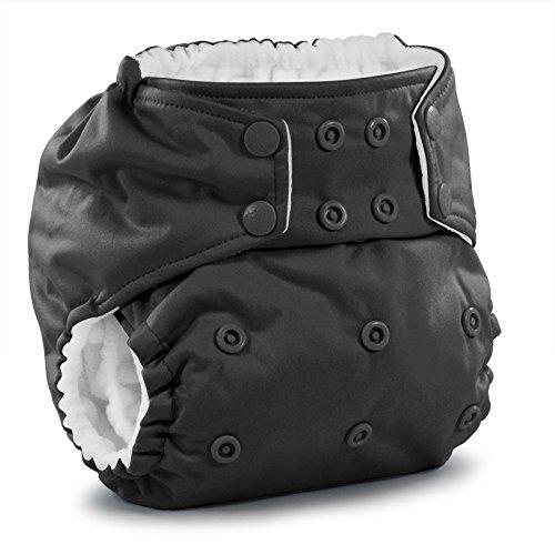 Rumparooz One Size Cloth Pocket Diaper Snap, Castle