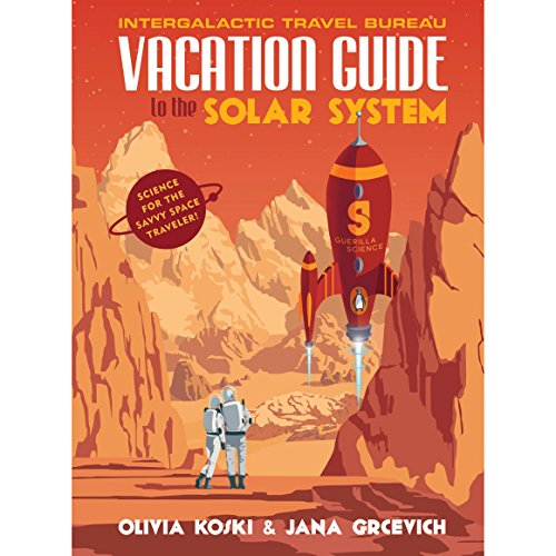 The Vacation Guide to the Solar System cover art