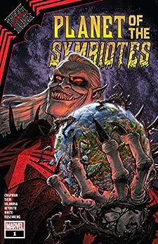 King In Black: Planet Of The Symbiotes (2021-) #1 (of 3) by [Clay McLeod Chapman, Frank Tieri, Tony Moore, Guiu Vilanova, Danilo Beyruth]