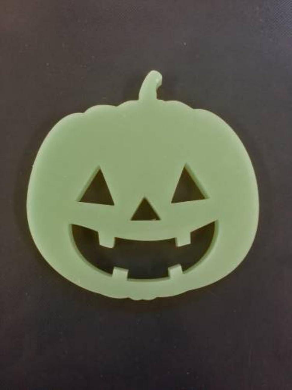 前兆小切手キノコGRASSE TOKYO AROMATICWAXチャーム「ハロウィンかぼちゃ」(GR) レモングラス アロマティックワックス グラーストウキョウ