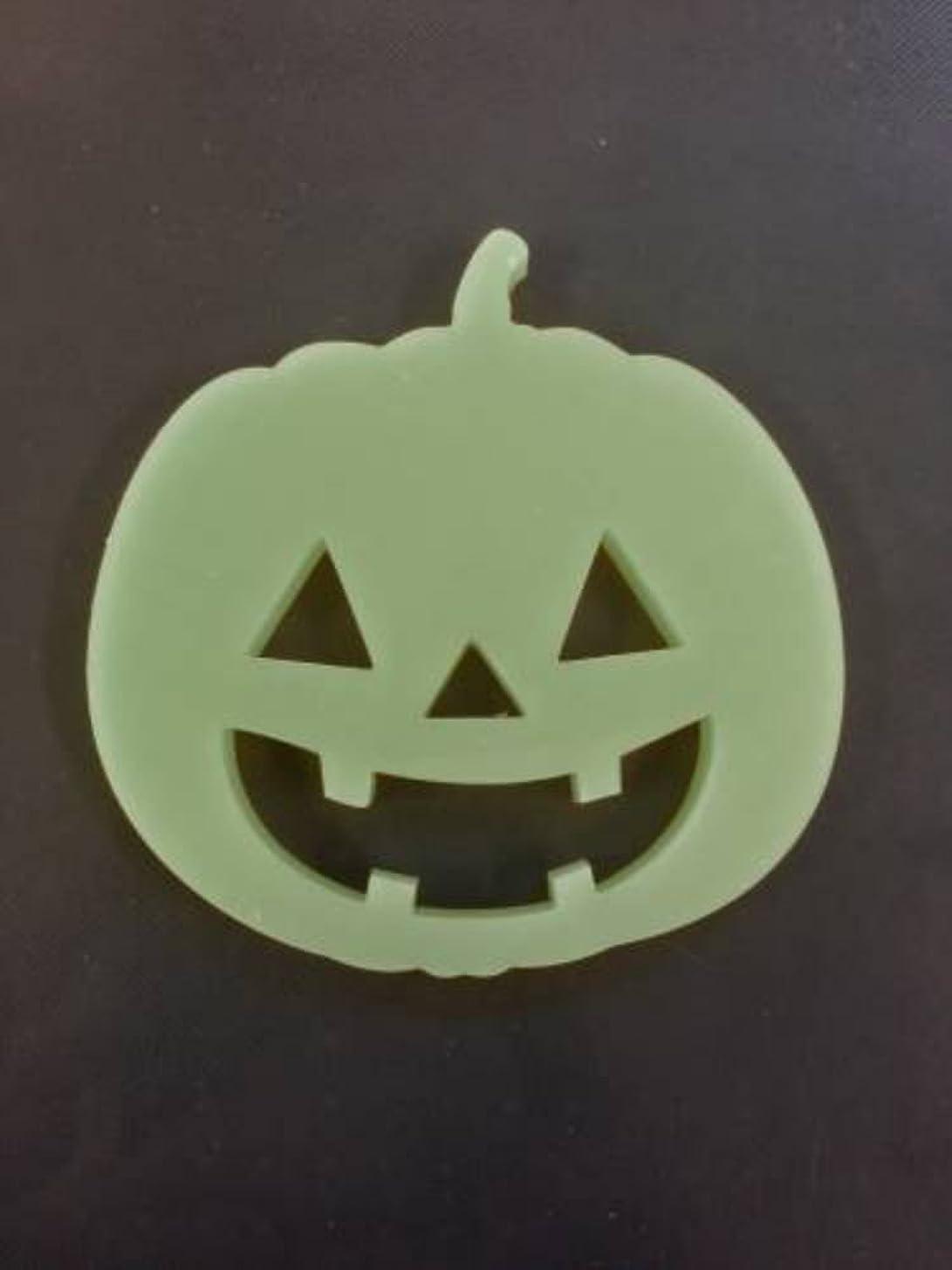 聖職者折るテメリティGRASSE TOKYO AROMATICWAXチャーム「ハロウィンかぼちゃ」(GR) レモングラス アロマティックワックス グラーストウキョウ