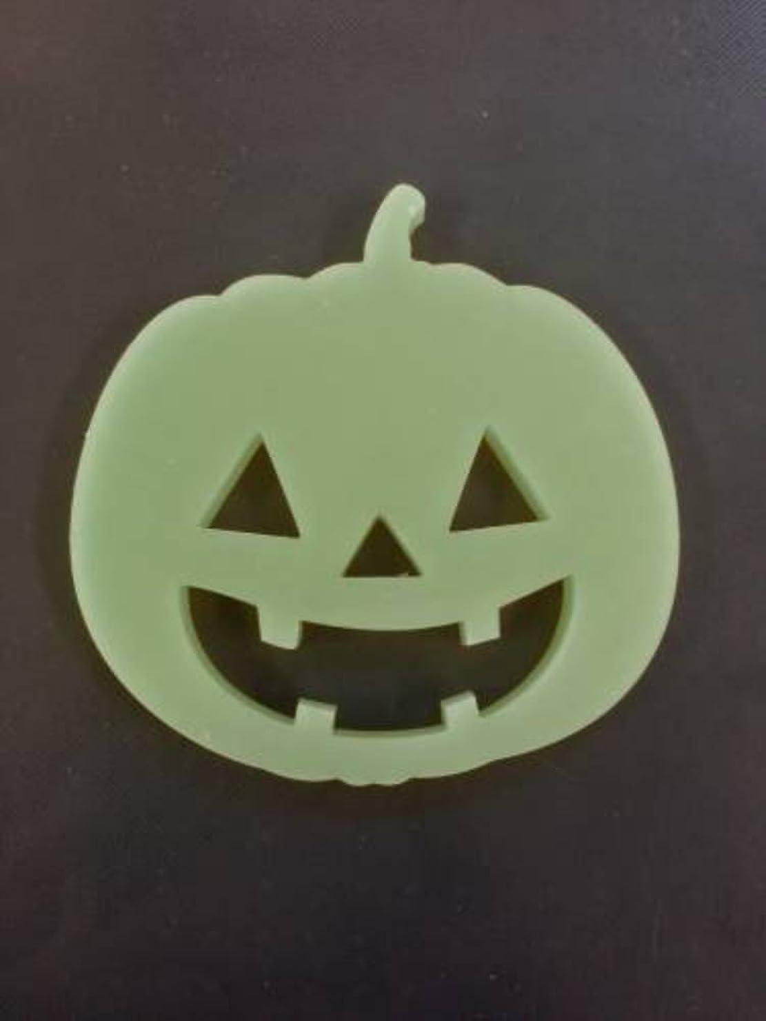 スピン刈る歩道GRASSE TOKYO AROMATICWAXチャーム「ハロウィンかぼちゃ」(GR) レモングラス アロマティックワックス グラーストウキョウ