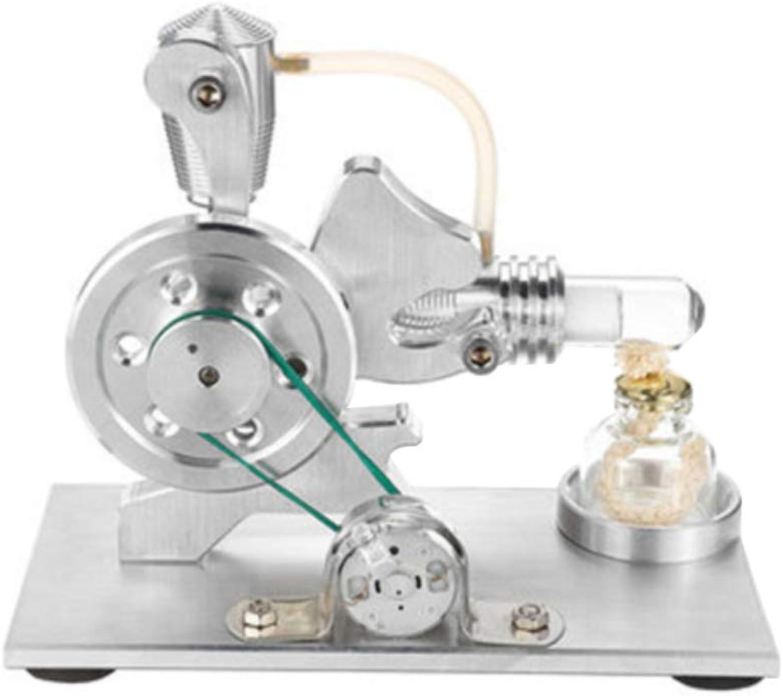 HshDUti Eichhrnchen Heiluft Stirlingmotor Modell, Generator Motordampf Bildungs Spielzeug model