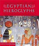 Pocket Guide to Ancient Egyptian Hieroglyphs /anglais