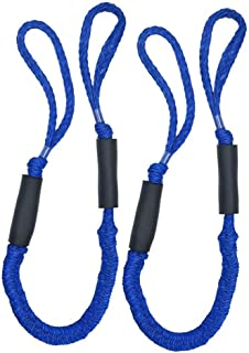 MagiDeal 2 Pi/èces Corde /Élastique 3mm Shandow Corde Boucle Crochets en Plastique