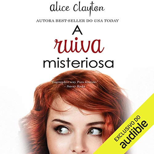A ruiva misteriosa [The Unidentified Redhead] cover art
