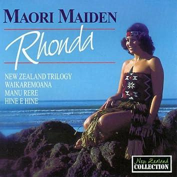 Maori Maiden