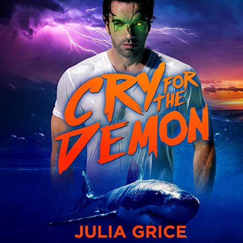 Cry for the Demon audiobook cover art