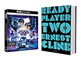 Ready Player One, 4K UHD + Blu Ray + Ready Player Two, Libro (copertina flessibile)