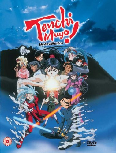 Tenchi Moya Movie Collection - Tenchi Muyo In Love/The Daughter Of Darkness/Tenchi Forever/Tenchi Encyclopedia