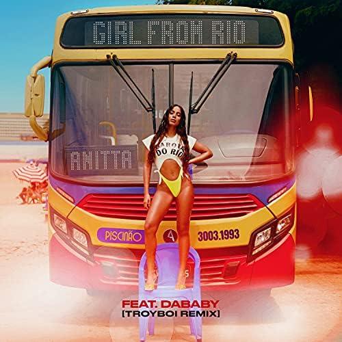 Anitta feat. DaBaby